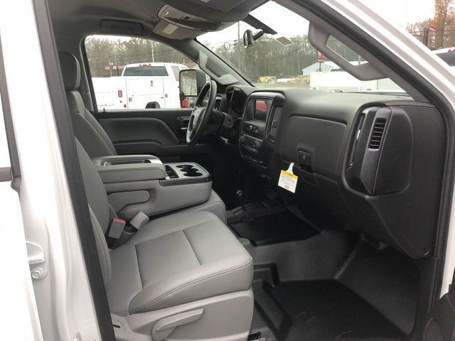 2017 Sierra 3500 Crew Cab DRW 4x4 Service Body #Q27123 - photo 9