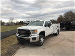 2017 Sierra 3500 Crew Cab DRW 4x4 Service Body #Q27123 - photo 1