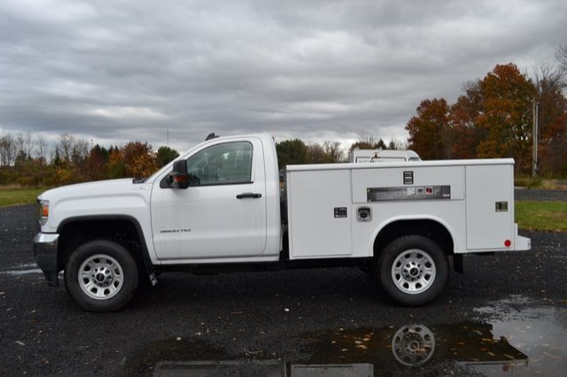 2017 Sierra 3500 Regular Cab 4x4,  Service Body #Q27139 - photo 3