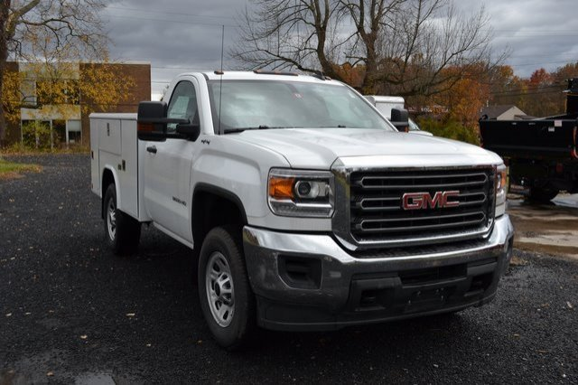 2017 Sierra 3500 Regular Cab 4x4,  Service Body #Q27139 - photo 5