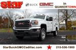 2017 Sierra 3500 Regular Cab 4x4,  Service Body #Q27139 - photo 1