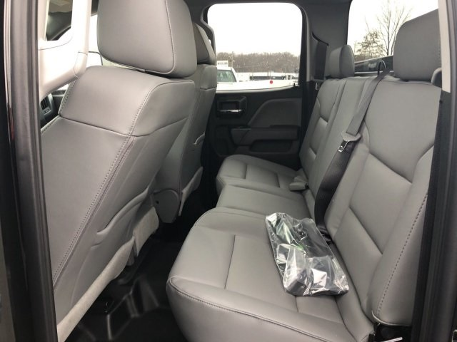 2018 Sierra 3500 Extended Cab 4x4, Reading Classic II Steel Service Body #Q28017 - photo 21