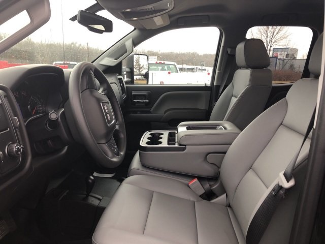 2018 Sierra 3500 Extended Cab 4x4, Reading Service Body #Q28017 - photo 23