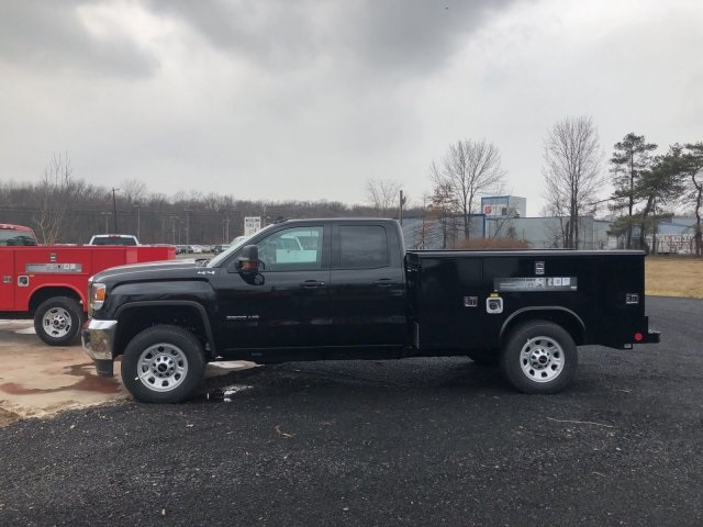 2018 Sierra 3500 Extended Cab 4x4, Reading Service Body #Q28017 - photo 5