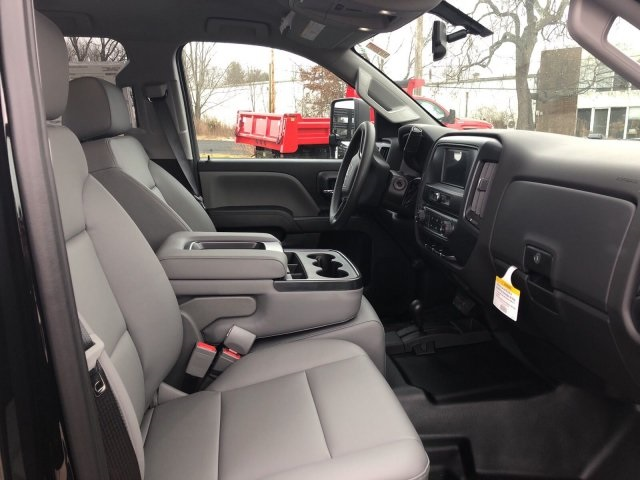 2018 Sierra 3500 Extended Cab 4x4, Reading Service Body #Q28017 - photo 9