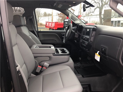 2018 Sierra 3500 Extended Cab 4x4, Reading Classic II Steel Service Body #Q28017 - photo 9