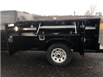 2018 Sierra 3500 Extended Cab 4x4, Reading Classic II Steel Service Body #Q28017 - photo 17