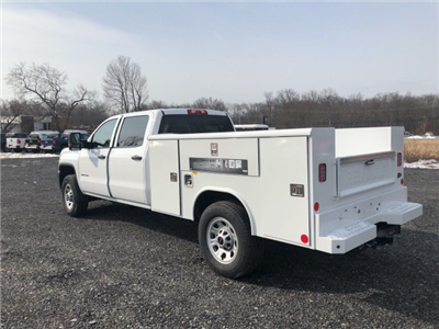 2018 Sierra 3500 Crew Cab 4x4, Service Body #Q28020 - photo 6