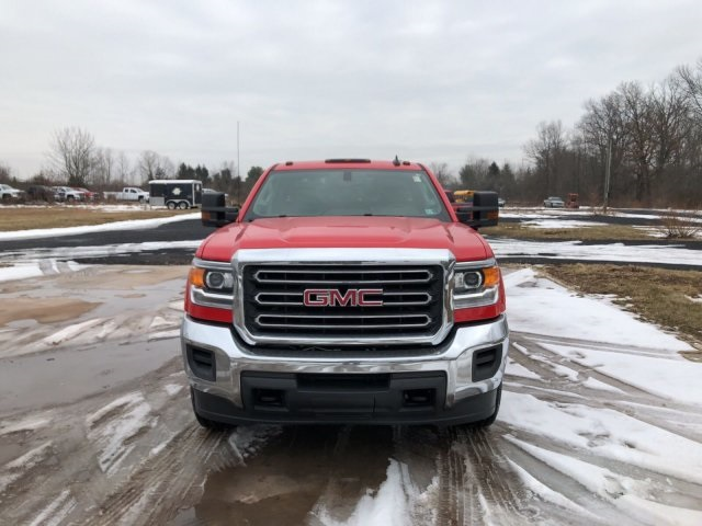 2018 Sierra 3500 Extended Cab 4x4, Reading Service Body #Q28025 - photo 2