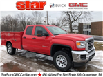 2018 Sierra 3500 Extended Cab 4x4, Reading Service Body #Q28025 - photo 1
