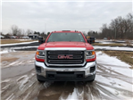 2018 Sierra 3500 Extended Cab 4x4, Reading Classic II Steel Service Body #Q28025 - photo 2