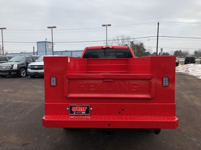 2018 Sierra 3500 Crew Cab 4x4 Service Body #Q28026 - photo 9