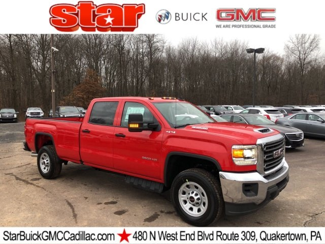 2018 Sierra 3500 Crew Cab 4x4 Pickup #Q28028 - photo 1