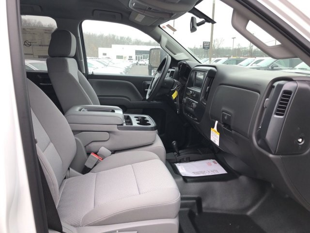 2018 Sierra 3500 Extended Cab 4x4, Reading Service Body #Q28037 - photo 16