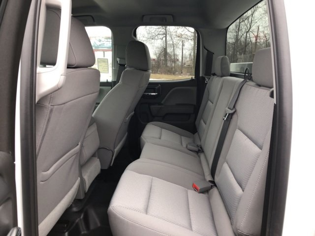 2018 Sierra 3500 Extended Cab 4x4, Reading Service Body #Q28037 - photo 20