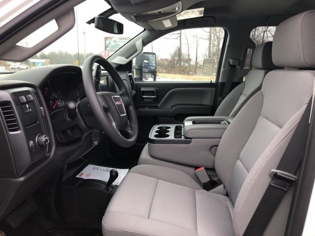 2018 Sierra 3500 Extended Cab 4x4, Reading Service Body #Q28037 - photo 22