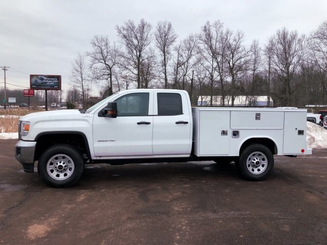 2018 Sierra 3500 Extended Cab 4x4, Reading SL Service Body Service Body #Q28037 - photo 5