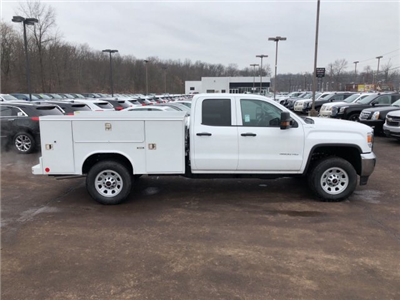 2018 Sierra 3500 Extended Cab 4x4, Reading SL Service Body Service Body #Q28037 - photo 15
