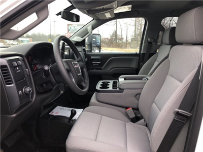 2018 Sierra 3500 Extended Cab 4x4, Reading SL Service Body Service Body #Q28037 - photo 22