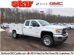 2018 Sierra 3500 Extended Cab 4x4, Reading SL Service Body Service Body #Q28037 - photo 1