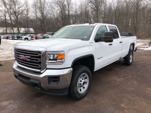 2018 Sierra 3500 Crew Cab 4x4, Pickup #Q28042 - photo 4
