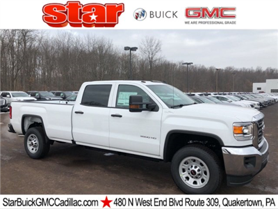 2018 Sierra 3500 Crew Cab 4x4, Pickup #Q28042 - photo 1