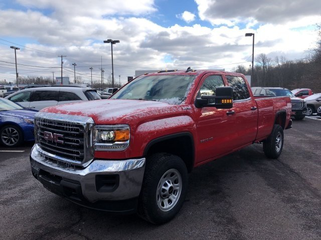 2018 Sierra 3500 Crew Cab 4x4, Pickup #Q28059 - photo 4