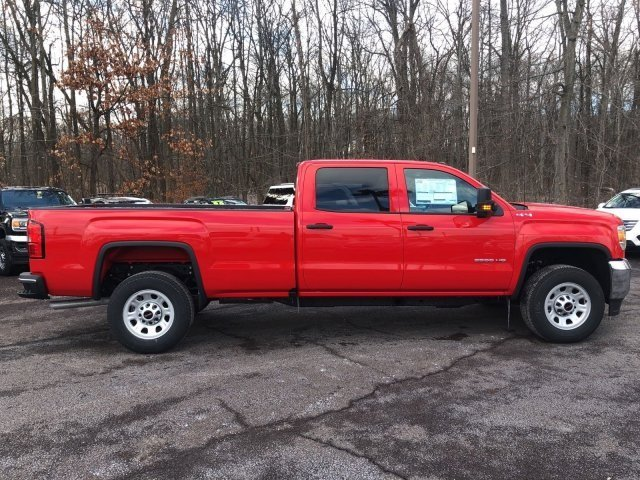 2018 Sierra 3500 Crew Cab 4x4, Pickup #Q28059 - photo 9
