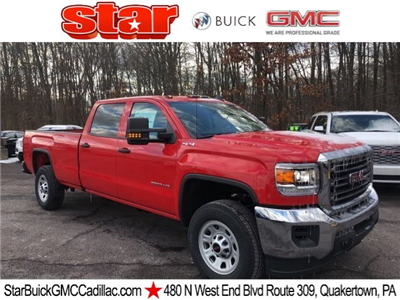 2018 Sierra 3500 Crew Cab 4x4, Pickup #Q28059 - photo 1