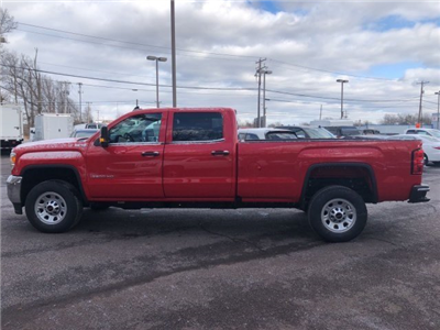2018 Sierra 3500 Crew Cab 4x4, Pickup #Q28059 - photo 5