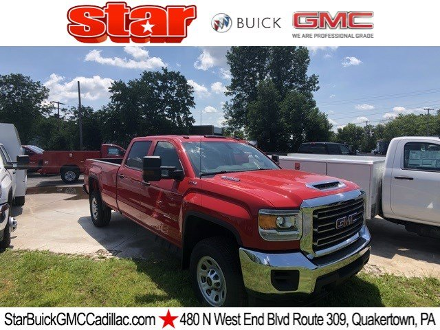 2018 Sierra 3500 Crew Cab 4x4,  Pickup #Q28104 - photo 1