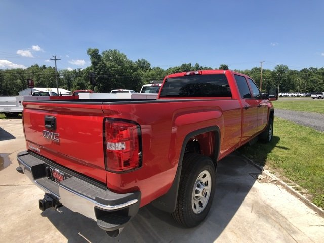 2018 Sierra 3500 Crew Cab 4x4,  Pickup #Q28104 - photo 2