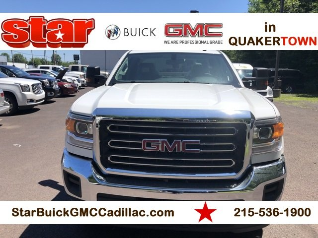 2018 Sierra 3500 Extended Cab 4x4,  Service Body #Q28123 - photo 3