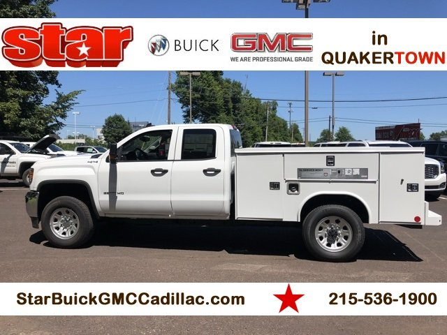 2018 Sierra 3500 Extended Cab 4x4,  Service Body #Q28123 - photo 5