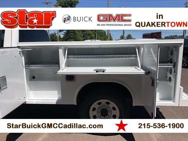 2018 Sierra 3500 Extended Cab 4x4,  Service Body #Q28123 - photo 6