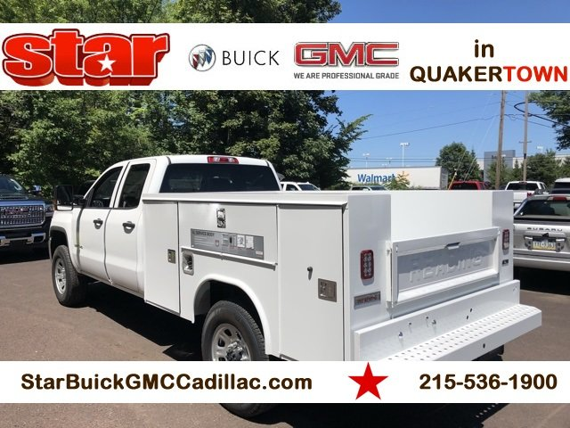 2018 Sierra 3500 Extended Cab 4x4,  Service Body #Q28123 - photo 7