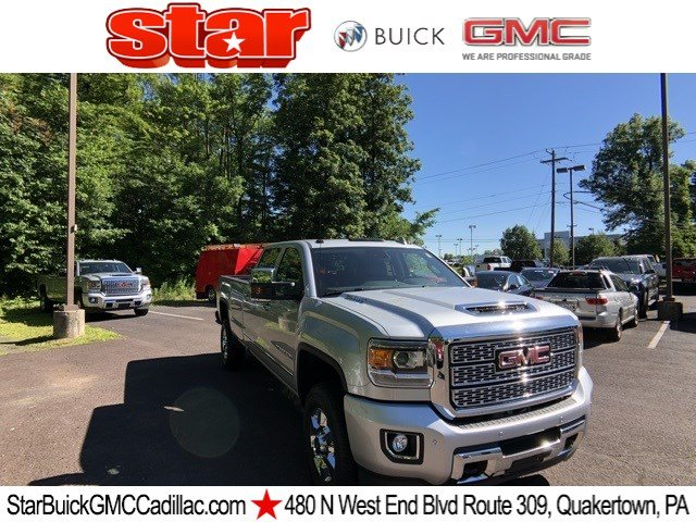 2018 Sierra 3500 Crew Cab 4x4,  Pickup #Q28128 - photo 1