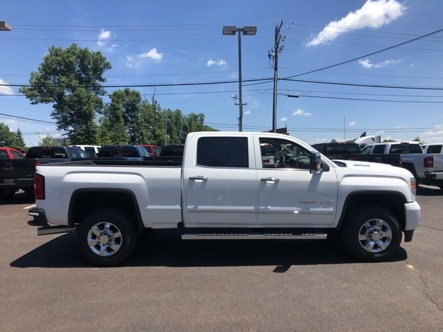 2018 Sierra 3500 Crew Cab 4x4,  Pickup #Q28134 - photo 10