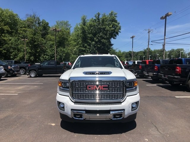 2018 Sierra 3500 Crew Cab 4x4,  Pickup #Q28134 - photo 3