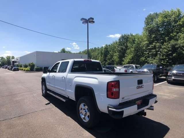 2018 Sierra 3500 Crew Cab 4x4,  Pickup #Q28134 - photo 7