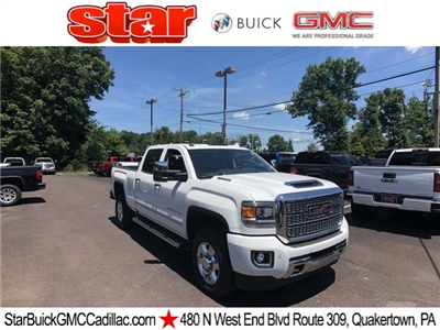 2018 Sierra 3500 Crew Cab 4x4,  Pickup #Q28134 - photo 1