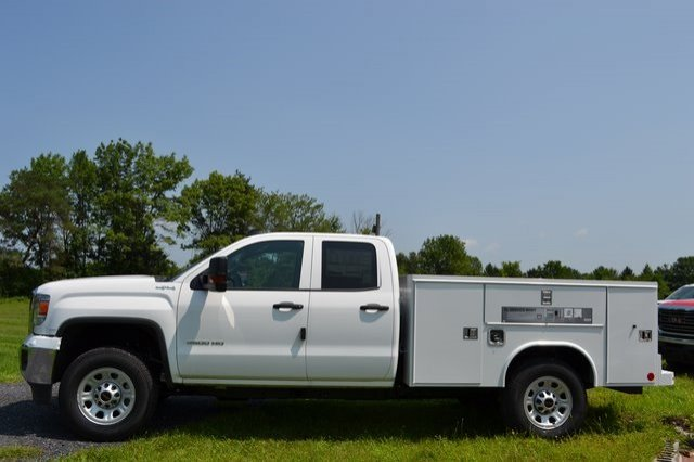 2018 Sierra 3500 Extended Cab 4x4,  Service Body #Q28156 - photo 3