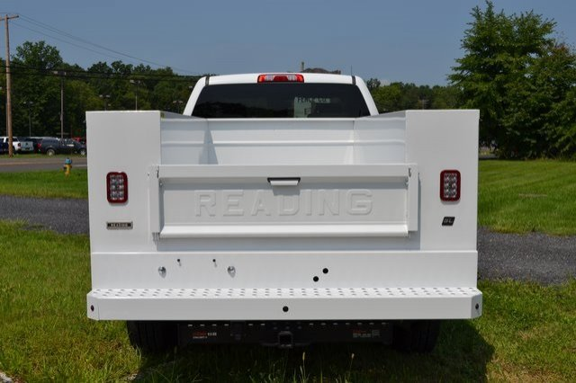 2018 Sierra 3500 Extended Cab 4x4,  Service Body #Q28156 - photo 2