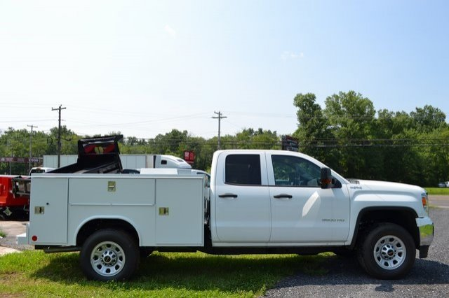2018 Sierra 3500 Extended Cab 4x4,  Service Body #Q28156 - photo 4