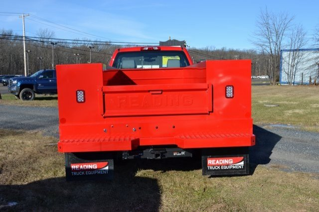 2019 Sierra 3500 Regular Cab DRW 4x4,  Reading Service Body #Q29006 - photo 2