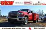 2019 Sierra 3500 Regular Cab DRW 4x4,  Reading Service Body #Q29006 - photo 1