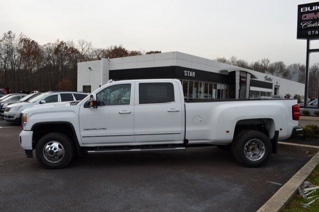 2019 Sierra 3500 Crew Cab 4x4,  Pickup #Q29014 - photo 3