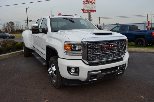 2019 Sierra 3500 Crew Cab 4x4,  Pickup #Q29014 - photo 4