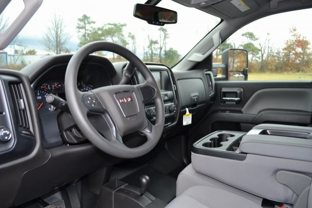 2019 Sierra 3500 Crew Cab 4x4,  Reading Service Body #Q29018 - photo 16