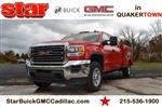 2019 Sierra 3500 Crew Cab 4x4,  Reading Service Body #Q29018 - photo 1